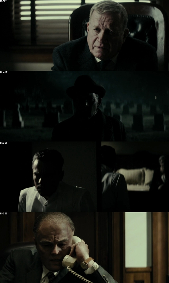 J Edgar 2011 Dual Audio Hindi 480p BluRay 400mb