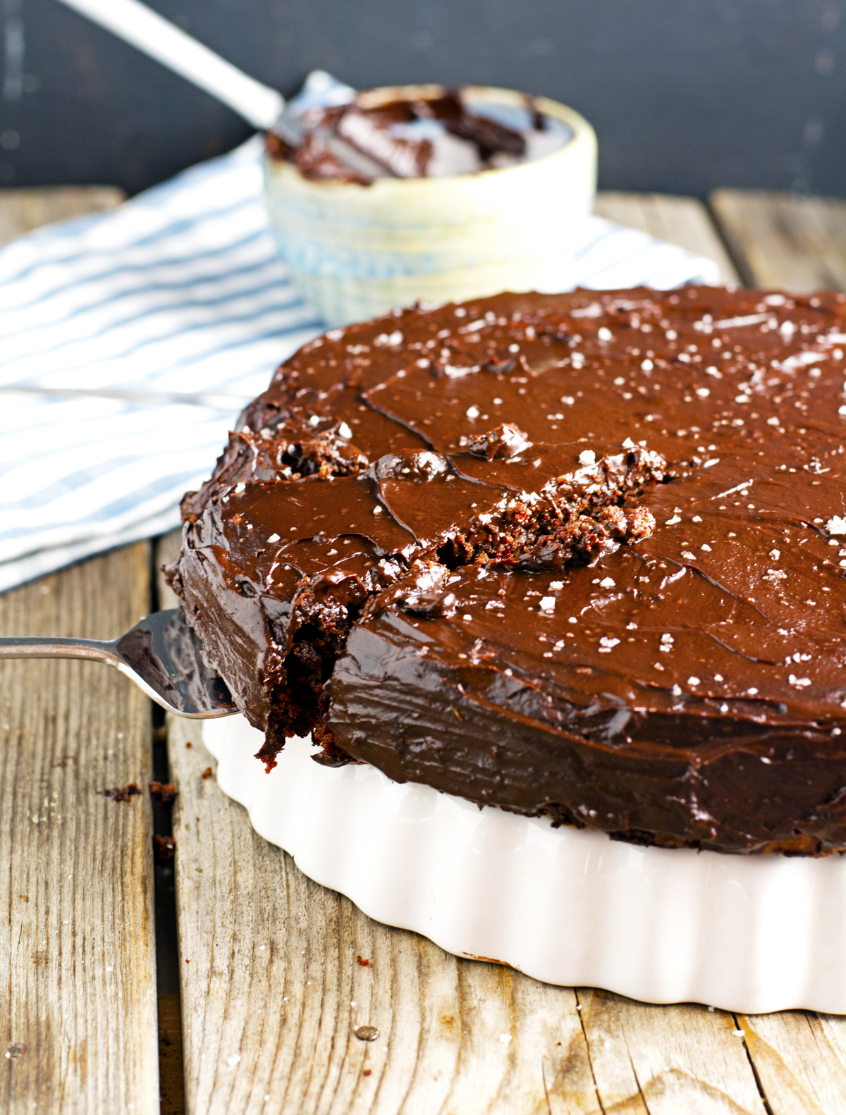 The Iron You: (Flourless) Chocolate Beet Cake with ...