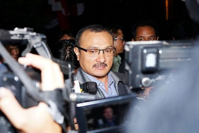 Jokowi Marah soal Hoax, BPN: Dia Panik Elektabilitas Turun
