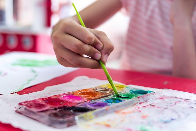 Todos los niños son artistas