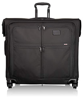 Tumi Alpha 2 Extended Trip 4 Wheeled Medium Garment Bag Dress Or Suit For Men And Women Black 2019