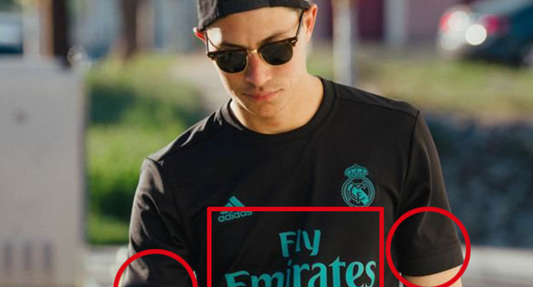 Thanks to images of a prototype of the new Adidas Real Madrid 17-18 away  jersey which surfaced online b1e1d3f4a