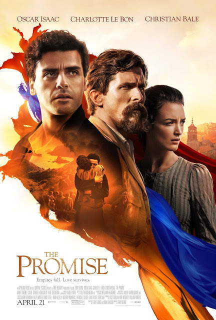 The Promise (2017) ταινιες online seires oipeirates greek subs