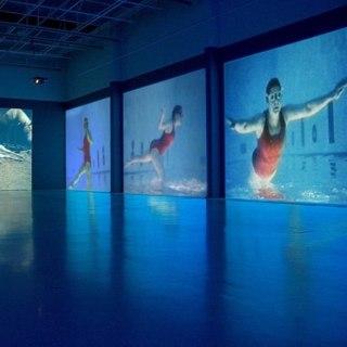 В Русском музее обосновался немецкий видеоарт