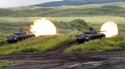 Japan Defense Ministry Wants A Bigger Budget To Counter China And North Korea