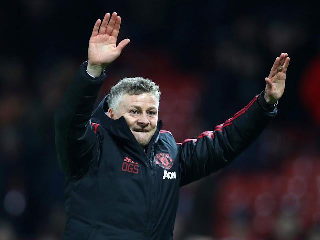 Revealed: Solskjaer Met Sir Ferguson Immediately After Man United Win Over Huddersfield