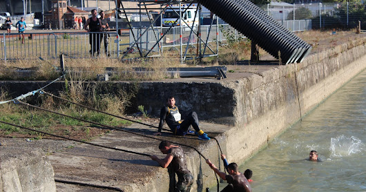 Photos Adren'Addict, une course d'obstacles a Bordeaux