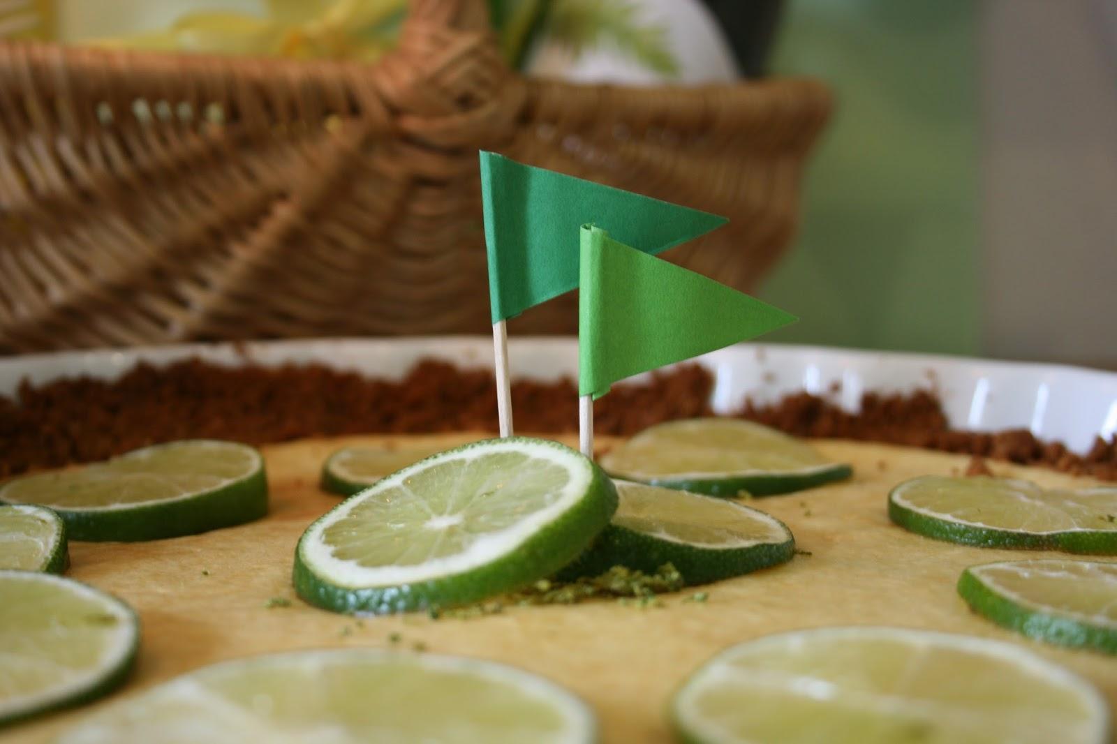 Einweihungsparty Diy Rezept Fur Key Lime Pie Mintundmeer