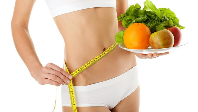 Get healthy and lose weight