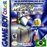 Bomberman Max - Blue Champion (BR)