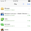 MyFile is a file manager, document viewer, view/audio player and encrypted files