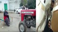 Πακιστανός γίγαντας ζυγίζει σχεδόν μισό τόνο και τα βάζει ακόμα και με... τρακτέρ ΒΙΝΤΕΟ