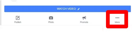 how to delete a facebook page on iphone