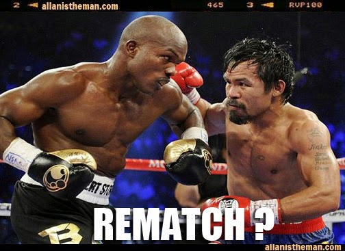 Timothy Bradley to consider rematch if Manny Pacquiao beats Rios