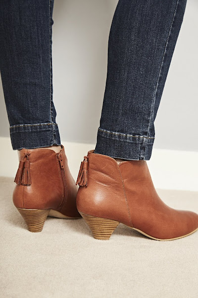 Low boots Sessun Barranco cuir terra