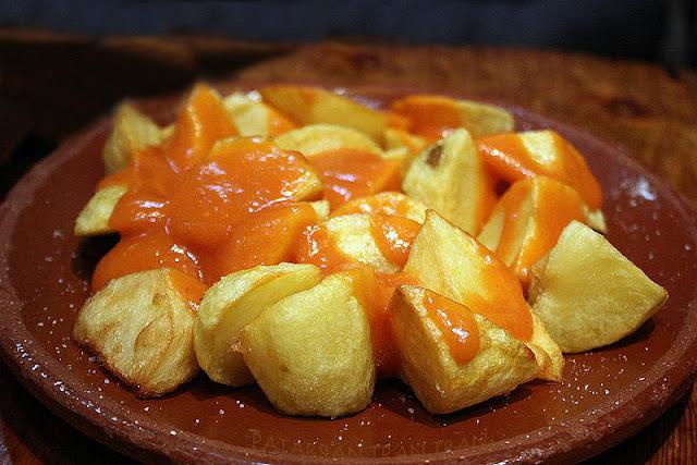 Patatas con Salsa Brava: La receta para la salsa (II)