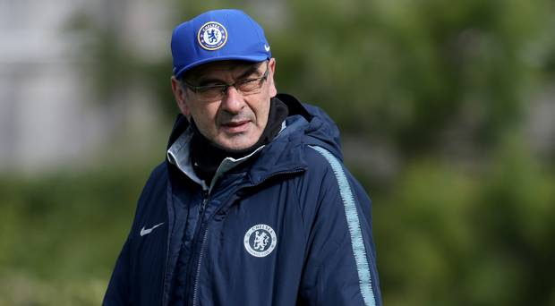 Manchester United v Chelsea - Let s not throw another chance away Maurizio Sarri.