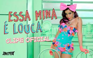Mais um lacre! Anitta lança 'Essa mina é louca'. Vem ver