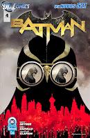 Os Novos 52! Batman #4