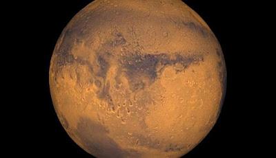 Keberadaan Situs Danau Kuno Ditemukan di Mars