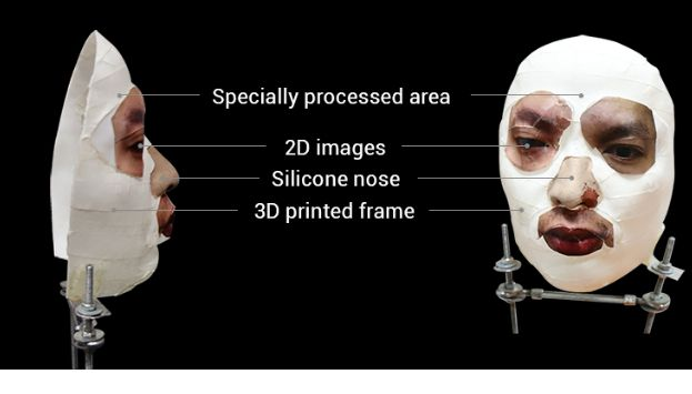 iPhone X Face ID Can Easily be Fooled Using a 3D-Printed Mask