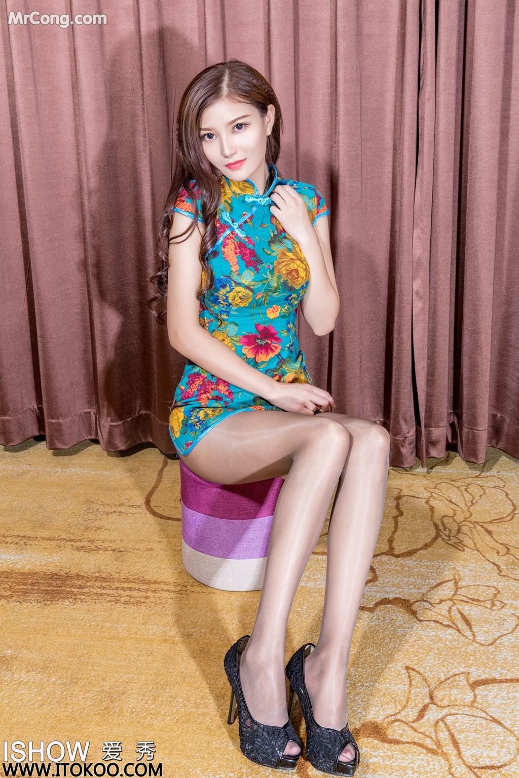 Image ISHOW-No.157-Yu-Fei-Fei-Faye-MrCong.com-010 in post ISHOW No.157: Người mẫu Yu Fei Fei (余菲菲Faye) (31 ảnh)