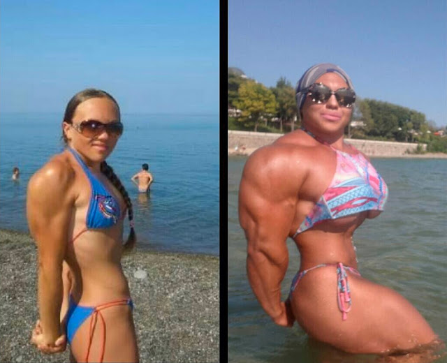 Natalia Kuznetsova transformation