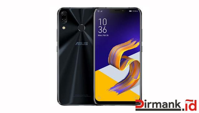 Harga Asus Zenfone 5z ZS620KL dan Spesifikasi Lengkap