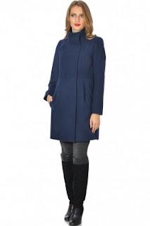 palton de iarna de femei trei sfert REDUCERE