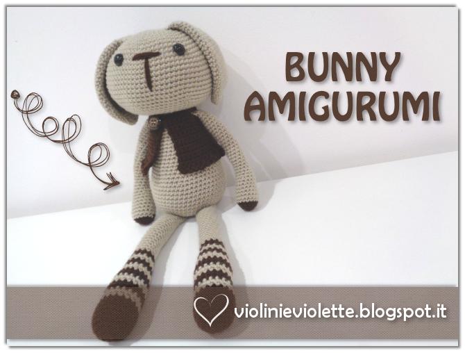 amigurumi mini coniglietto free pattern schemi gratis amigurumi ... | 508x670