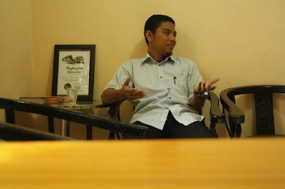 Reza Noprial Lubis, S.Pd.I