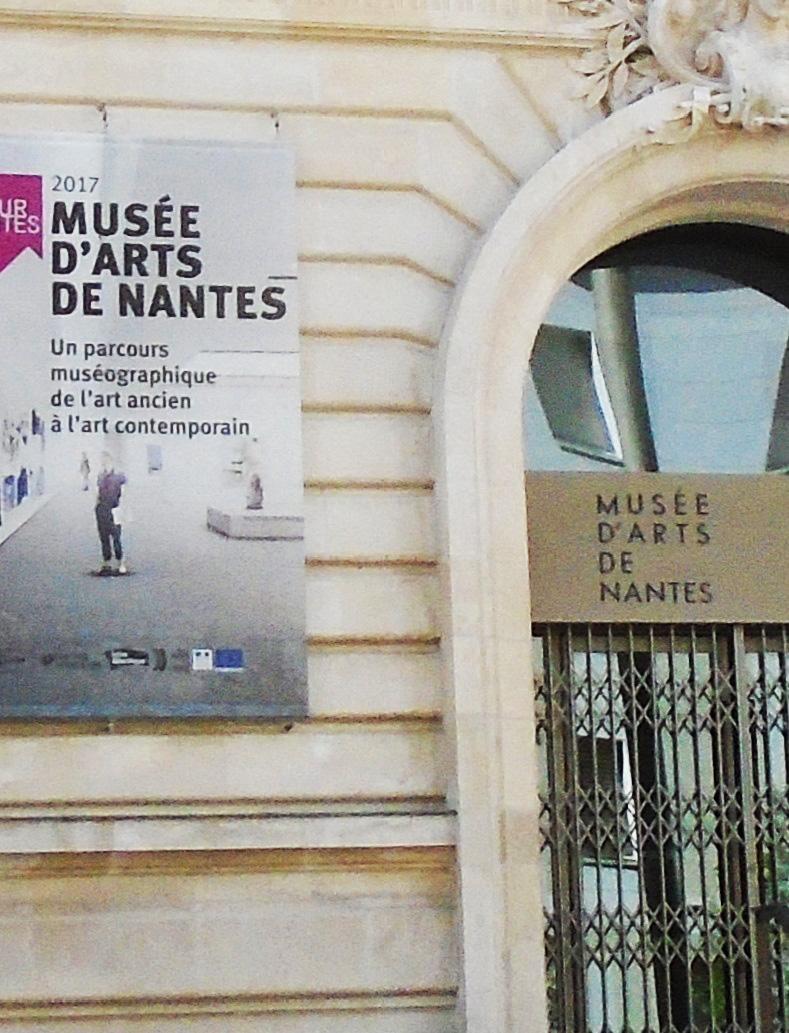 La m forme d 39 une ville le mus e d arts de nantes n est pas un mus e d lettres - Musee des arts de nantes ...