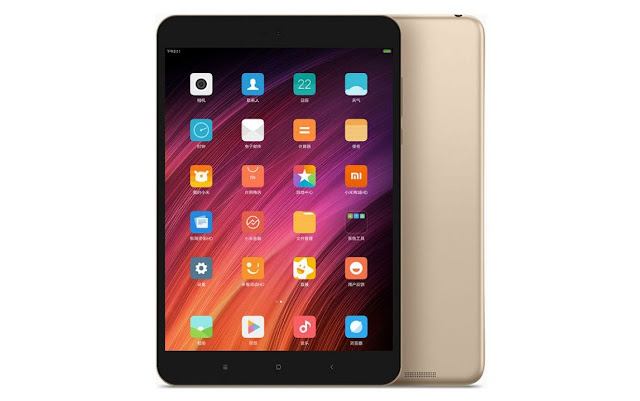 Xiaomi Mi Pad 3 with 7.9-inch display Announced