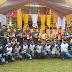 Salut! Relawan Bersatu Ikut Meriahkan Arak-Arakan Piala Adipura Ke-11