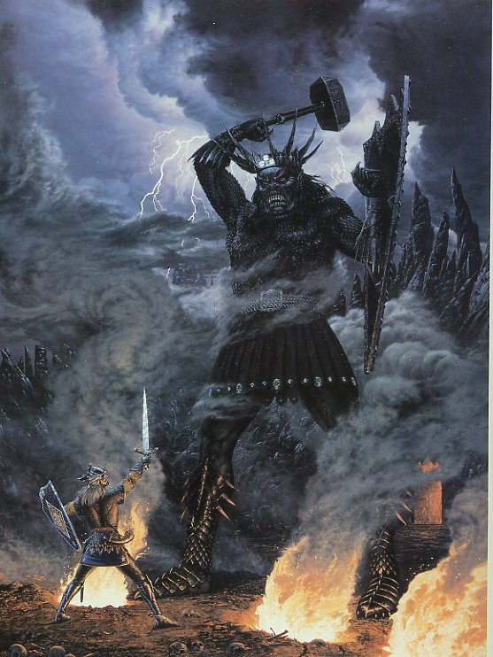 The Inklings Of Fingolfin And Morgoth Ii