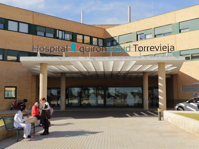 Quirón-Salud, gestión privada