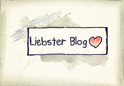 liebster award blog love