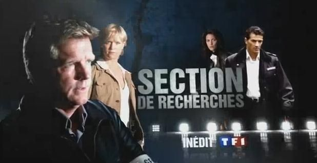 Section de recherches saison 9 en français