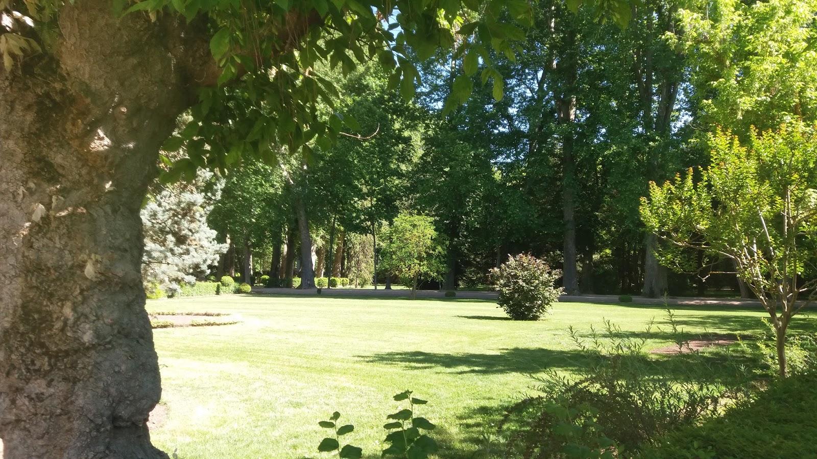 Madrid con encanto el jard n del pr ncipe en aranjuez for El jardin del principe
