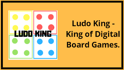 Ludo King - King of digital Board Game