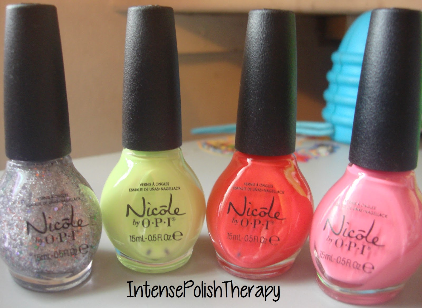 Nicole by OPI -  Seize the Summer Collection