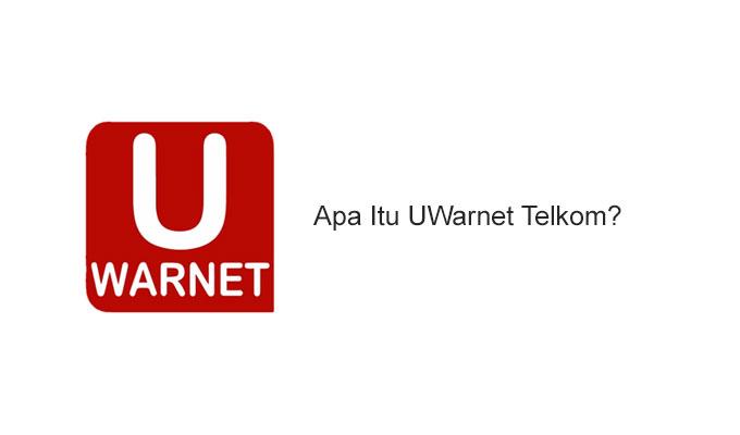 Apa Itu UWarnet Penjualan Voucher Telkom