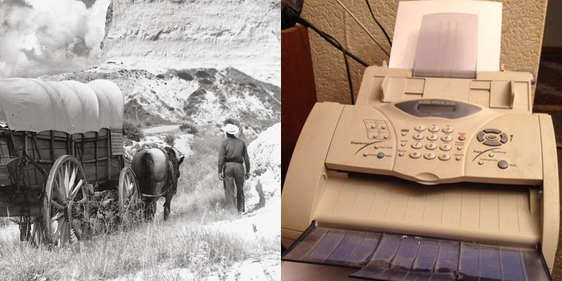 Unbelievable...These 23 Mind Blowing Facts Will DESTROY Your Understanding Of Time -The fax machine was invented the same year people were traveling the Oregon Trail.