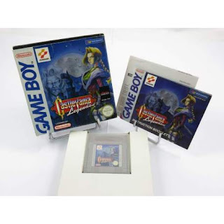 castlevania legends game boy
