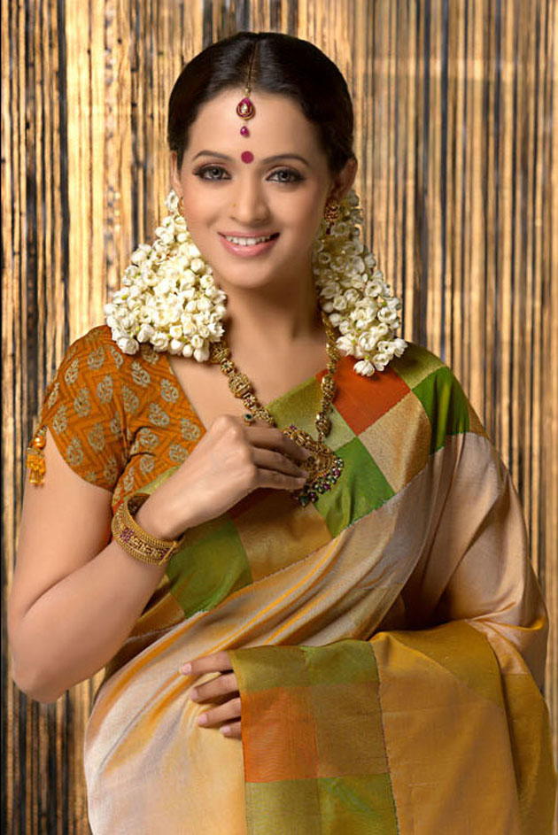 Bavana saree Photoshoot photos