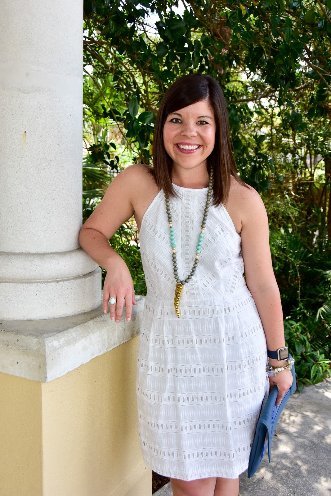 Laura Cox Designs Necklace + GIVEAWAY!