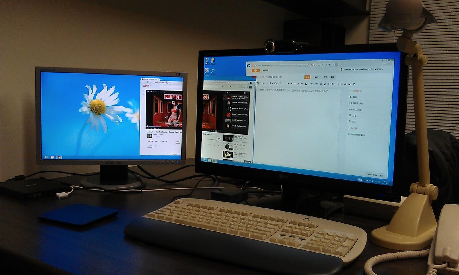 【螢幕·顯示卡】雙螢幕顯示卡 – TouPeenSeen部落格