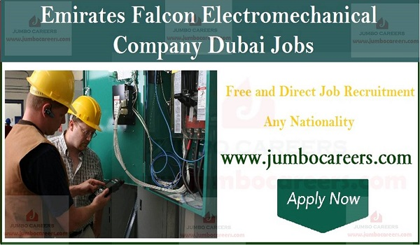 Latest EFECO jobs Dubai, Available vacancies in Gulf countries,