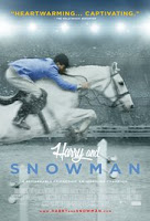 Harry & Snowman (2017) - Poster
