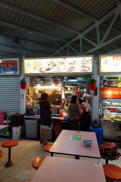 ang mo kio central market  food centre 724 ang mo kio ave 6